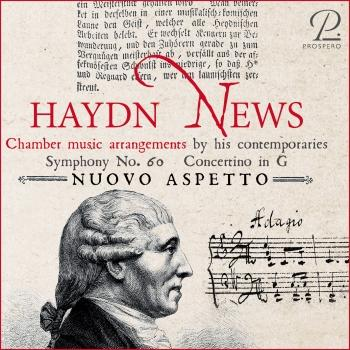 Cover Haydn News - Chamber Music Arrangements by his Contemporaries