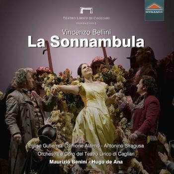 Cover Bellini: La sonnambula (Live)
