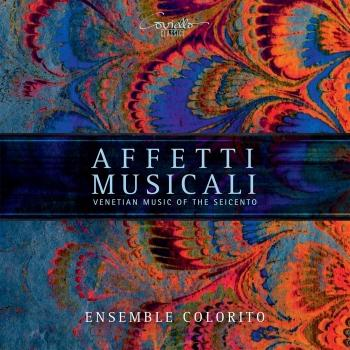 Cover Affetti musicali - Venetian Music of the Seicento