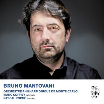 Cover Mantovani - Symphonie No. 1, Abstract