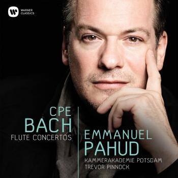 Cover Bach, C.P.E.: Flute Concertos