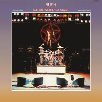 Cover All The World's A Stage (40th Anniversary Remaster 2015)