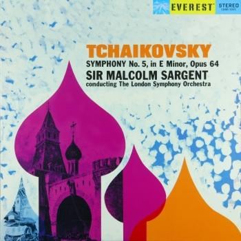 Cover Tchaikovsky: Symphony No. 5 in E Major, Op. 64 (Transferred from the Original Everest Records Master Tapes)