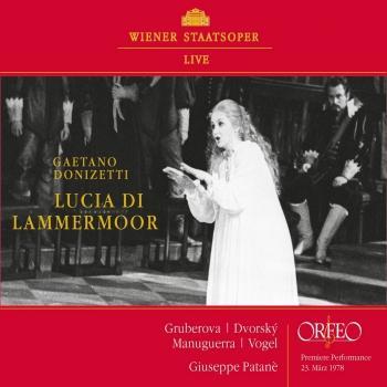 Cover Donizetti: Lucia di Lammermoor Live (Remastered)