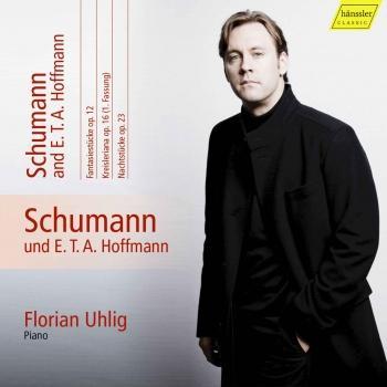 Cover Schumann: Complete Piano Works, Vol. 11 – Schumann & E.T.A. Hoffmann