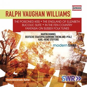 Cover Vaughan Williams: Orchestral Works