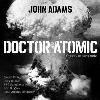 Cover John Adams: Doctor Atomic