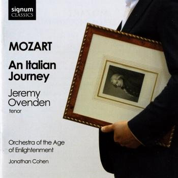 Cover Mozart: An Italian Journey