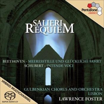 Cover Salieri: Requiem