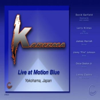 Cover Live at Motion Blue