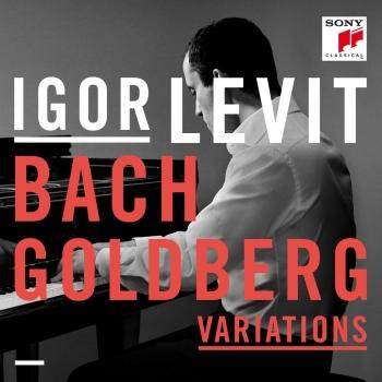 Cover The Goldberg Variations, BWV 988