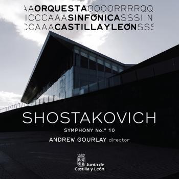 Cover Shostakovich: Symphony No. 10