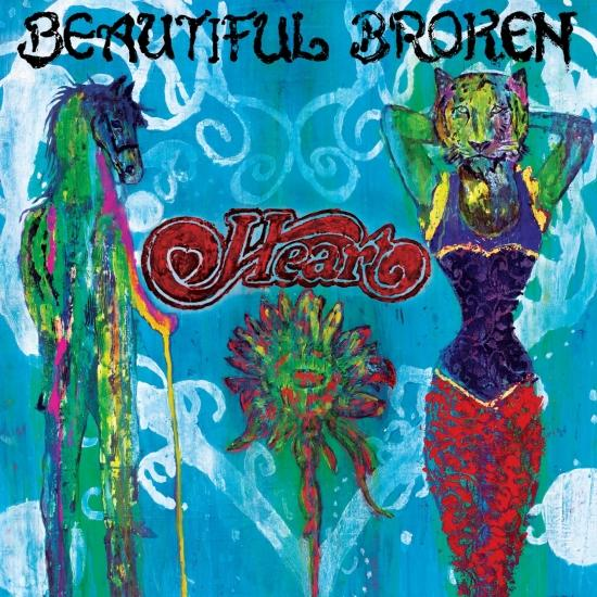 Cover Beautiful Broken