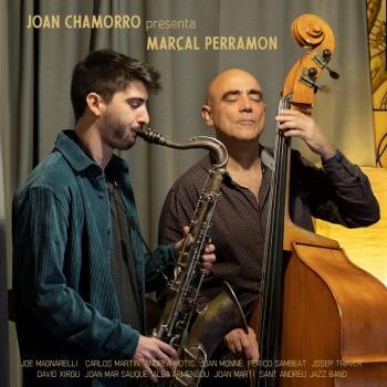 Cover Joan Chamorro Presenta Marçal Perramon