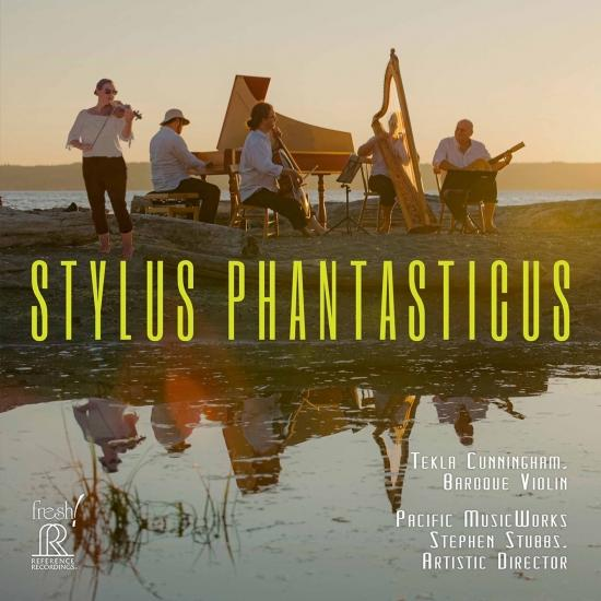 Cover Stylus Phantasticus
