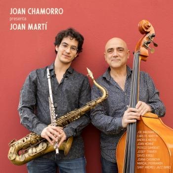 Cover Joan Chamorro Presenta Joan Martí