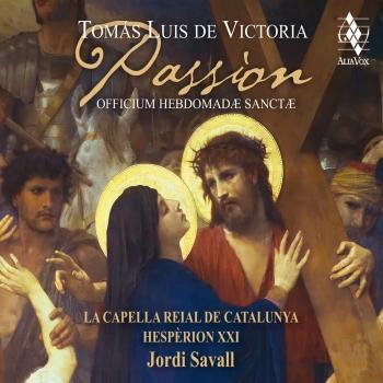 Cover Passion - Officivm Hebdomadæ Sanctæ