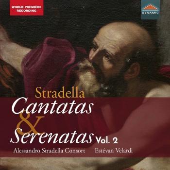 Cover Stradella: Cantatas & Serenatas, Vol. 2