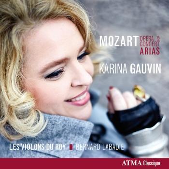 Cover Mozart: Opera & Concert Arias