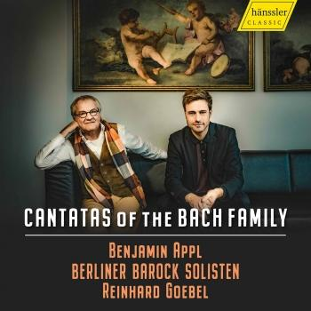 Cover Cantatas of the Bach Family