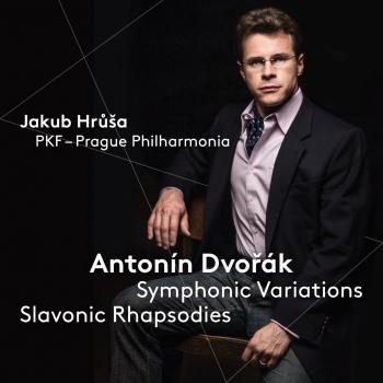 Cover Dvorak: Symphonic Variations & Slavonic Rhapsodies
