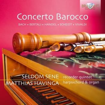 Cover Concerto Barocco