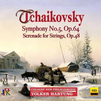 Cover Tchaikovsky: Symphony No. 5, Op. 64 & Serenade for Strings, Op. 48