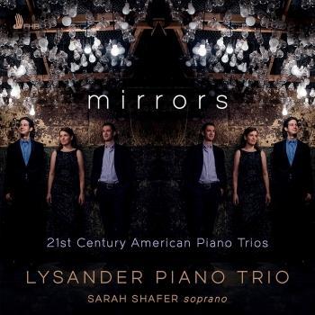 Cover Mirrors: 21st Century American Piano Trios