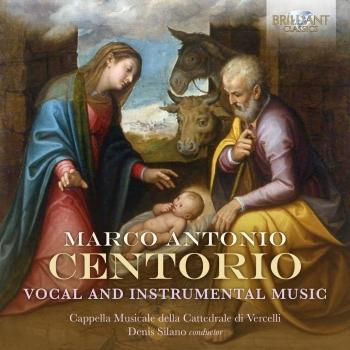 Cover Centorio: Vocal and Instrumental Music