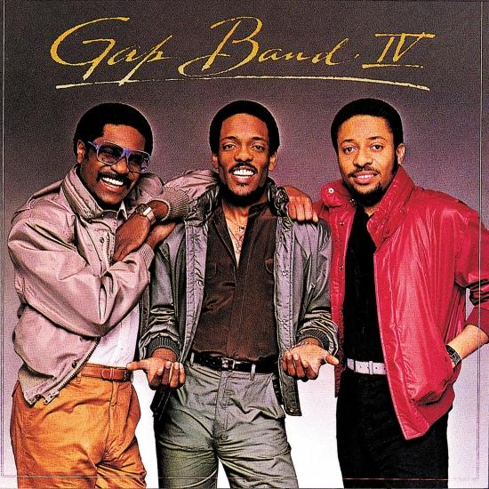 Cover The Gap Band IV (Remastered)