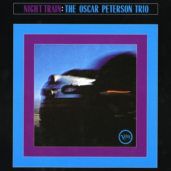Cover Night Train (Remastered)