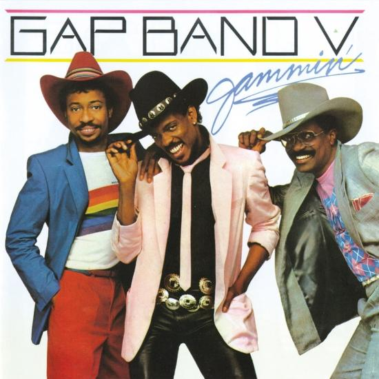 Cover Gap Band V - Jammin' (Remastered)