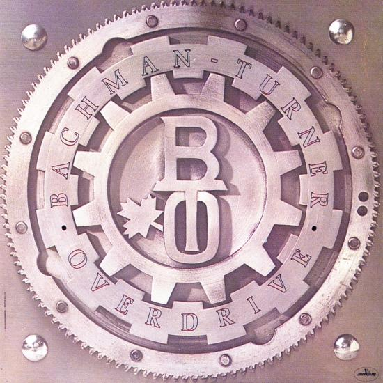 Cover Bachman-Turner Overdrive (Remastered)