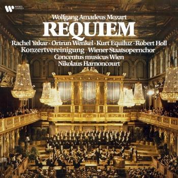 Cover Mozart: Requiem, K. 626 (Remastered)