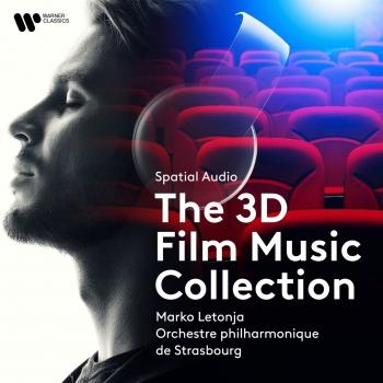 Cover Spatial Audio - The 3D Film Music Collection