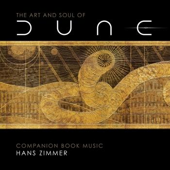 Cover The Art and Soul of Dune (Companion Book Music)