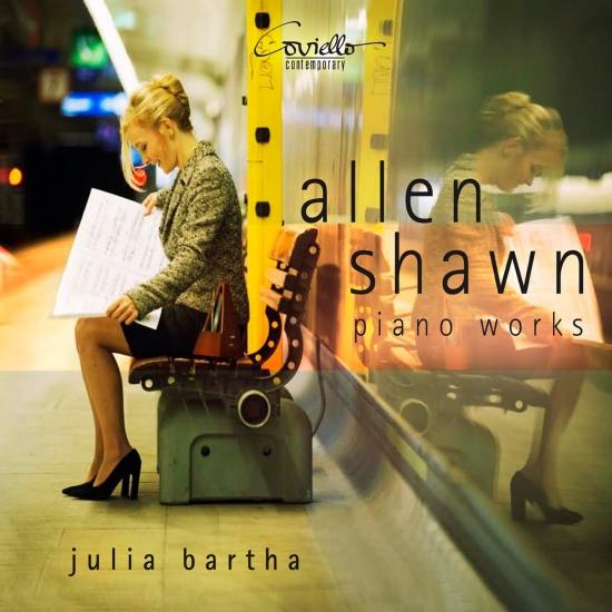 Cover Shawn Piano Works