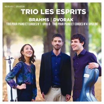 Cover Brahms & Dvorak: Piano Trios