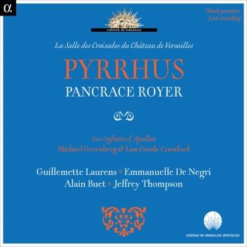 Cover Royer: Pyrrhus (Live)