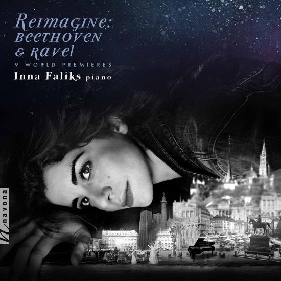 Cover Reimagine: Beethoven & Ravel