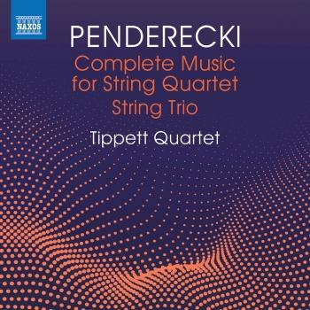 Cover Penderecki: Complete Music for String Quartet and String Trio