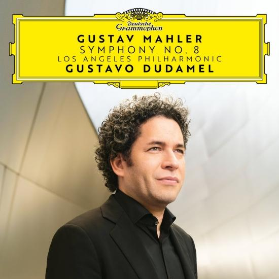 Cover Mahler: Symphony No. 8 in E Flat Major 'Symphony of a Thousand'