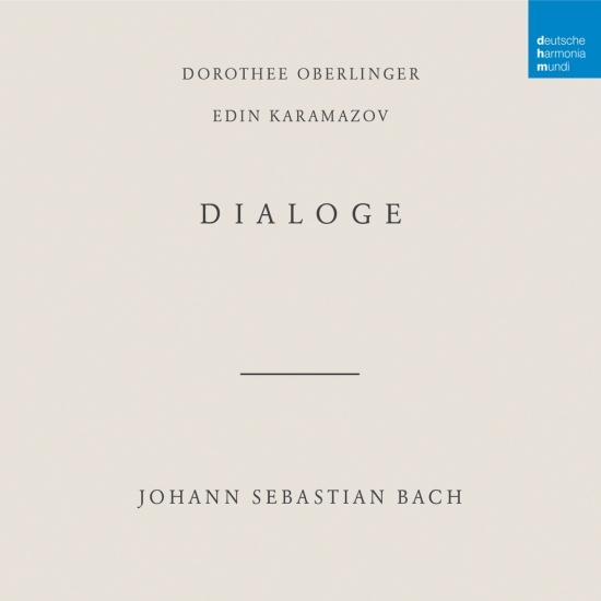 Cover Bach: Dialoge