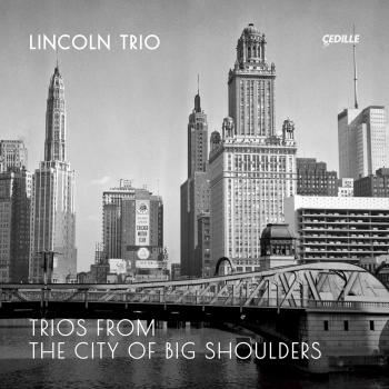 Cover Trios from the City of Big Shoulders
