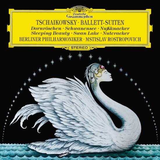 Cover Tchaikovsky: Ballet Suites