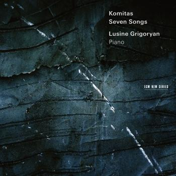 Cover Komitas: Seven Songs