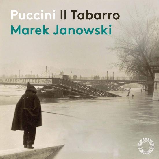 Cover Puccini: Il tabarro, SC 85