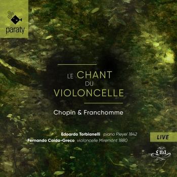 Cover Le chant du violoncelle