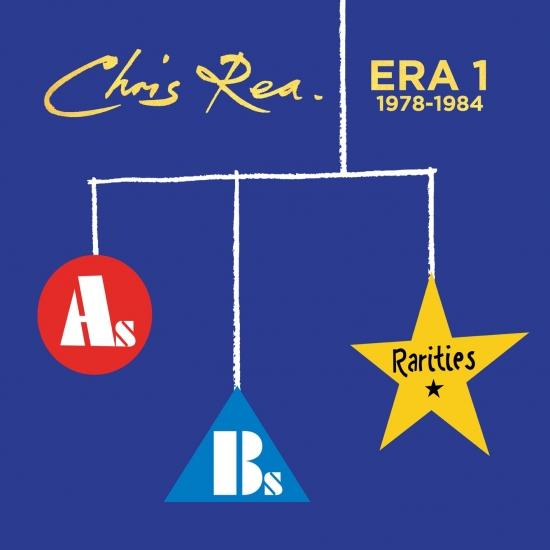 Cover ERA 1 (As Bs & Rarities 1978-1984)