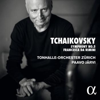 Cover Tchaikovsky: Symphony No. 5 & Francesca da Rimini